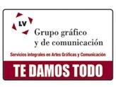 EMPRESA: LV Grupo Gráfico y de Comunicación - Agencias de publicidad•Diseño gráfico•Imprentas Impresión digital (Talleres de)•Imprentas Impresión offset (Talleres de)•Insolación y montaje de planchas (Talleres de)•Preimpresión (Talleres de)•Rotulación (Talleres de)