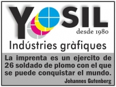 Industries Gràfiques Yosil, S.L. -